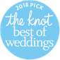 The Knot - Best of Weddings Award 2018